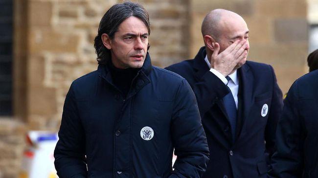 Pelatih Alias Mantan Pemain Filippo Inzaghi Dipecat Bologna 2019