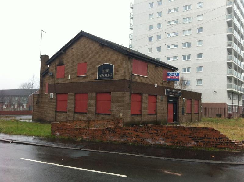 closed pubs  the apollo