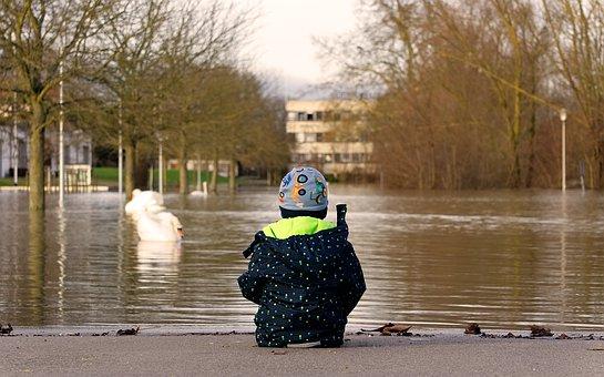 Foto ilustrasi dampak pemanasan global