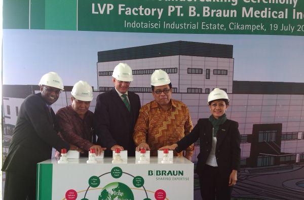 Lowongan Kerja Terbaru untuk SMA/SMK D3 PT B Braun Pharmaceutical Indonesia Karawang