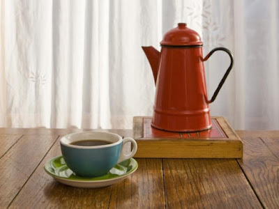 uống trà giúp giảm cân