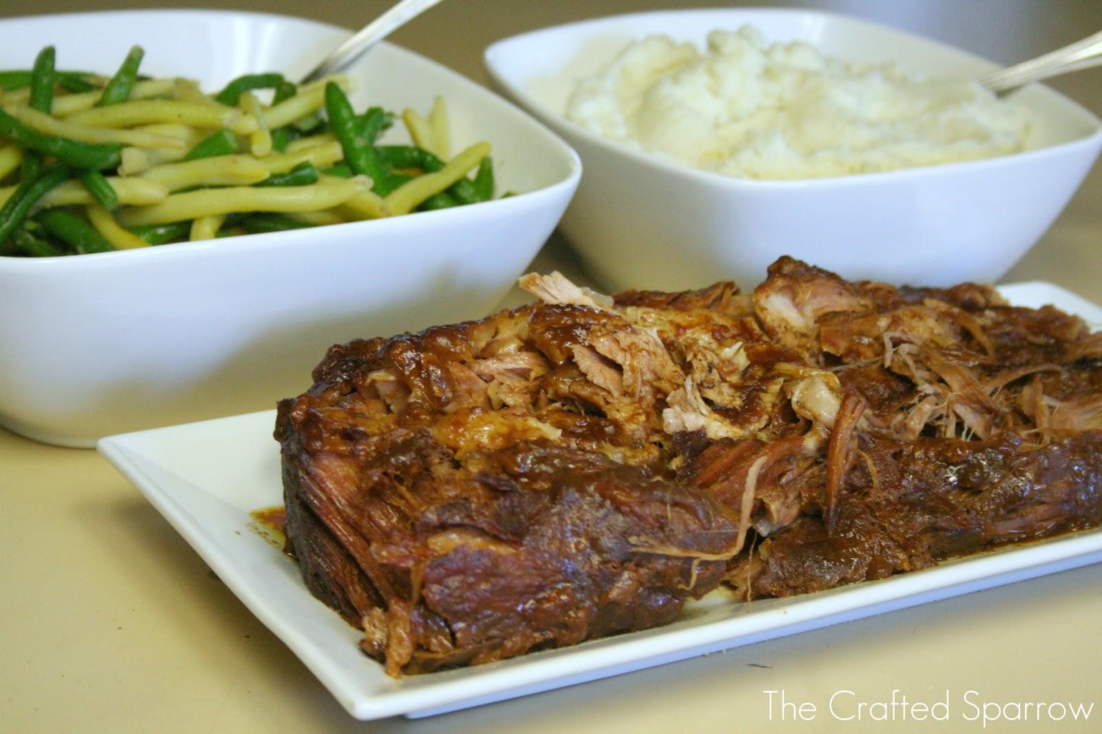 Cranberry Pork Loin Crockpot Recipe