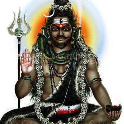 Hindu lord bhairava the another name of lord shiva wallpaper