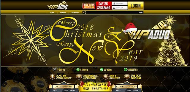 LINK ALTERNATIF VIPADUQ TERBARU | Daftar Situs Texas Poker Terpercaya