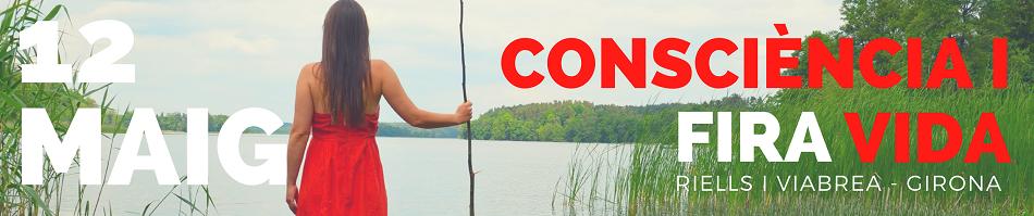 "soy Mirna Bolognia, naturópata, facilitadora de Yoga de la Risa, Reikista y te espero en la Feria-Congreso ""Consciència i Vida"" el 12 de mayo en Riells i Viabrea"