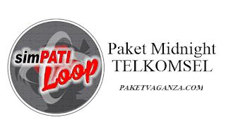 Cara Daftar Paket Midnight Telkomsel ( Kuota Malam ) Terbaru 2019