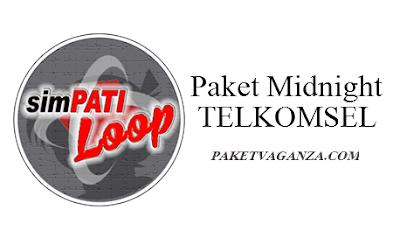Cara Daftar Paket Midnight Telkomsel Terbaru 2018