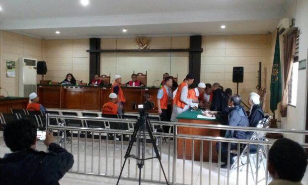 Tak Terbukti Bersalah, Wartawan Ranu Muda dan Aktivis LUIS Divonis Bebas
