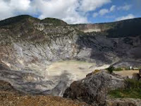 Paket Wisata Gunung Tangkuban Perahu Murah 2018