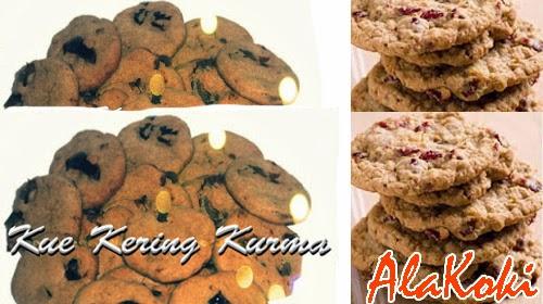 Resep Kue Kering Kurma dan Cara Membuat Kue Kering Kurma Resep Kue Kering Kurma dan Cara Membuat