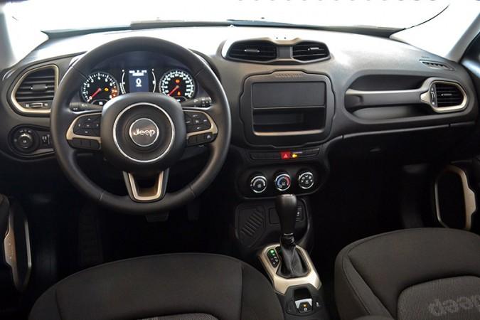 Jeep Renegade para PcD deve trazer novo 1.8 16v EtorQ que ...