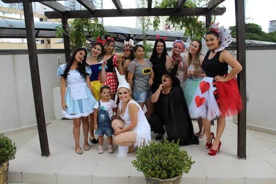Festa a Fantasia - Blogs Curitiba e Região