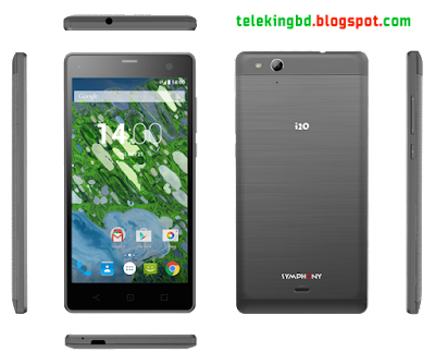 Symphony i20 Android Phone Specifications & Price