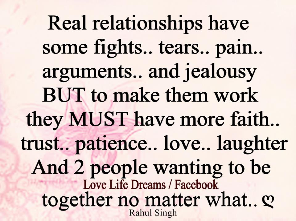 trust and faith in relationship quotes