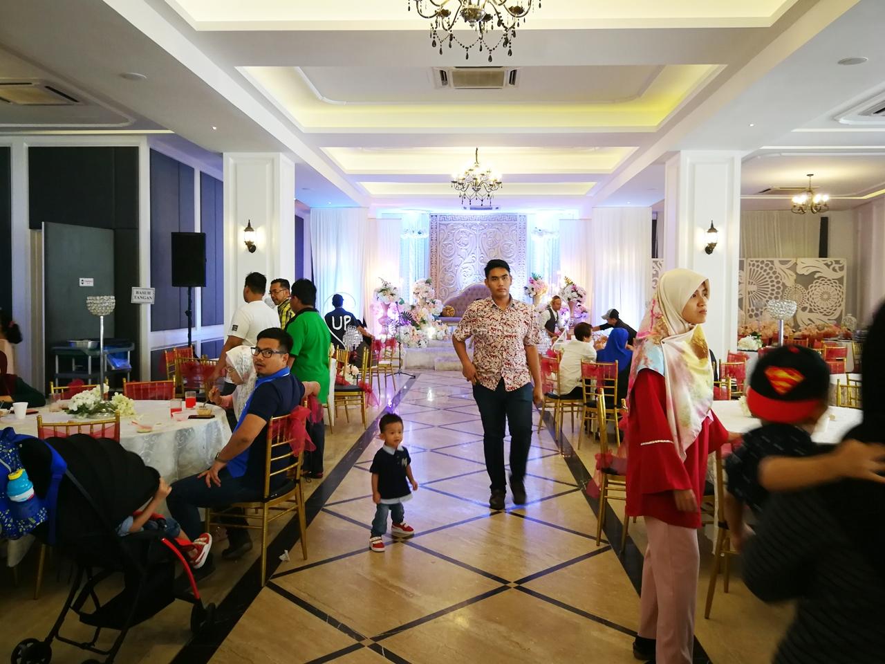 Hari Terbuka & Uji Rasa Di Ambassador Putrajaya Pada 12 Ogos 2018