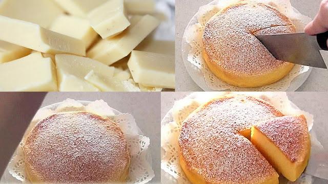 Plan B, czyli przepis na idealnie puszysty sernik z trzech składników.