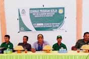 Kades Buka Seminar Program Kerja KKN Di Desa Mare-Mare Selayar