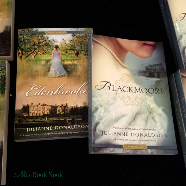Julianne Donaldson books Edenbrooke Blackmoore
