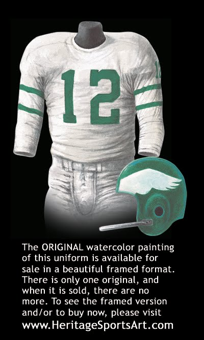 867aef769 Philadelphia Eagles Uniform and Team History