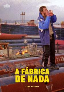 A Fábrica de Nada - Poster & Trailer