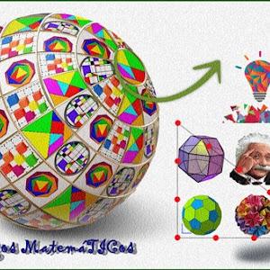 Mate Ticas Y Arte Juguetes Matematicos Con Materiales De Reciclado