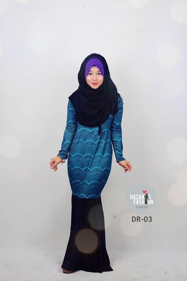 DRESS RAYA TERKINI