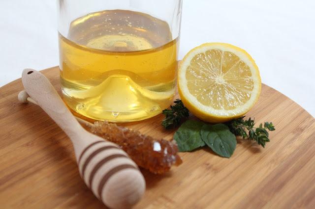 miel et citron, miel, citron, mal de gorge, solution, remede