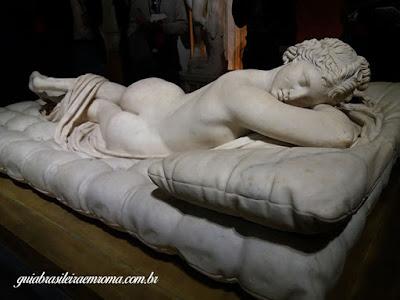 Roma em Dezembro 2017, Mostra Galeria Borghese, Bernini em Roma