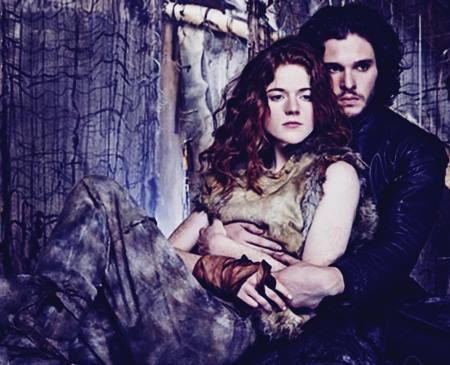 Biodata Kit Harington dan Rose Leslie Pemain Game of Thrones (GOT) yang Resmi Menikah
