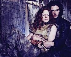 Jon Snow dan Ygritte Sesama Pemain Game of Thrones Resmi Menikah