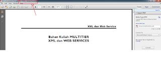 Mudahnya mengatasi pdf terkunci atau secure (tidak bisa copy file)