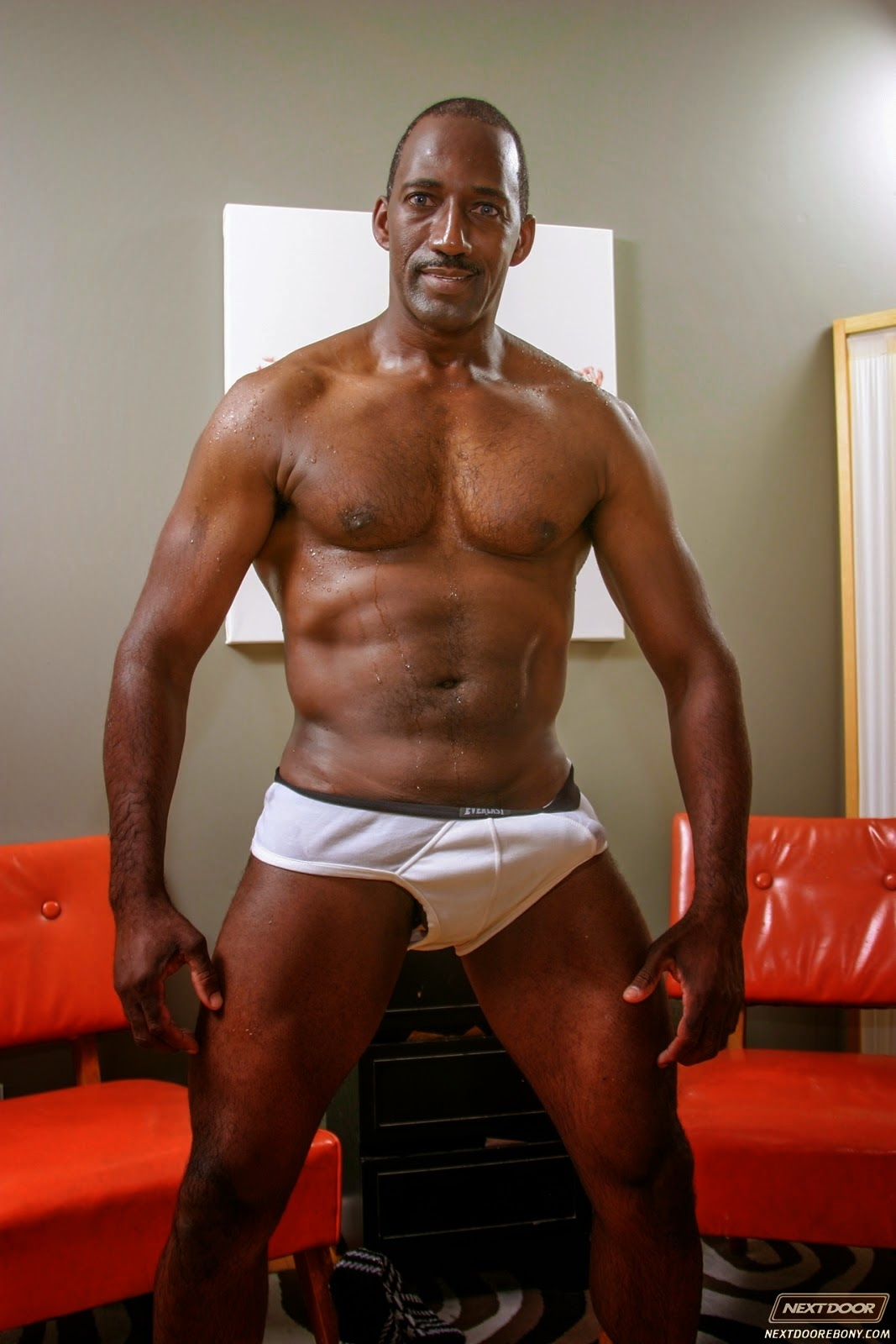 Mibali Afrika Black Mature Men Are Sexy-7653