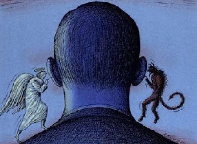 Muslim Harus Tahu, Ini Perbedaan Malaikat Jin dan Manusia