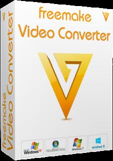 برنامج تحويل الفيديو Freemake Video