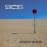 The Skys Colours Of The Desert