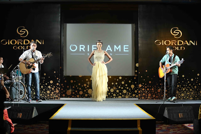 Oriflame relaunches their luxurious and illuminating range – Giordani Gold