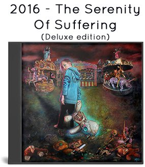 2016 - The Serenity Of Suffering
