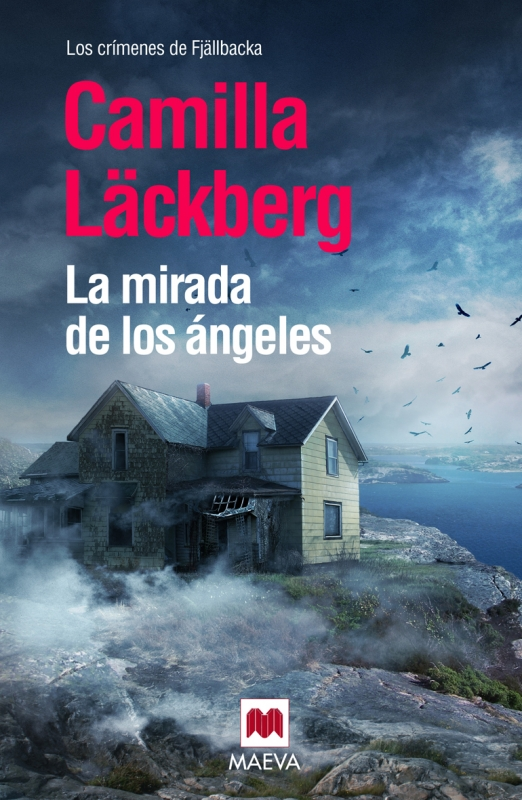 """""""La mirada de los ángeles"""" de Camila Läckberg"""