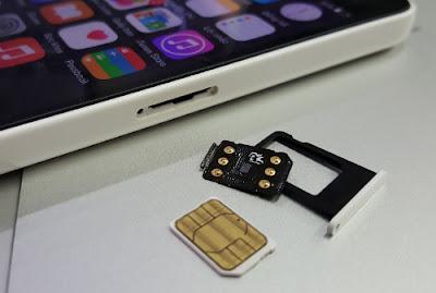 kich hoat sim ghep cho iphone5