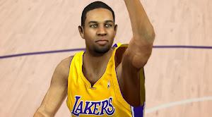 NBA 2k14 Xavier Henry Cyberface Patch