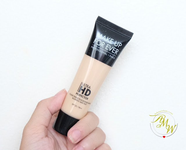 a photo of Make Up For Ever HD Skin Perfector Review