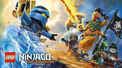 LEGO Ninjago: Skybound MOD (Unlimited Money) APK + OBB Download