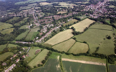 Are 10,000 lost warriors from Battle of Hastings buried in this field?