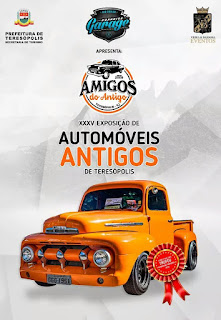 35ª Exposição de Automóveis Antigos de Teresópolis