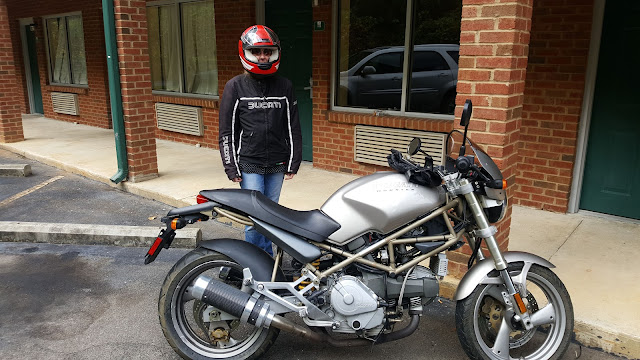 Swap Meet Ducati Monster