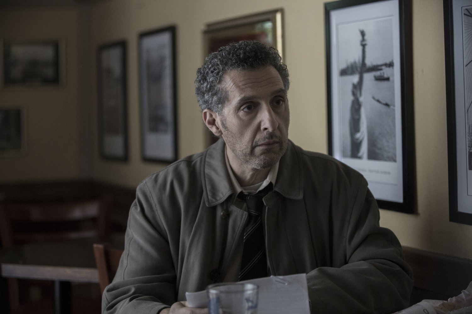 El desaliñado abogado de The Night Of, John Stone