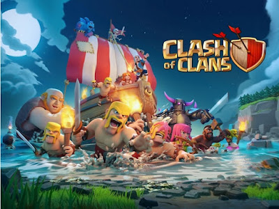 Clash of Clans Mod Android Untuk Ngabuburit