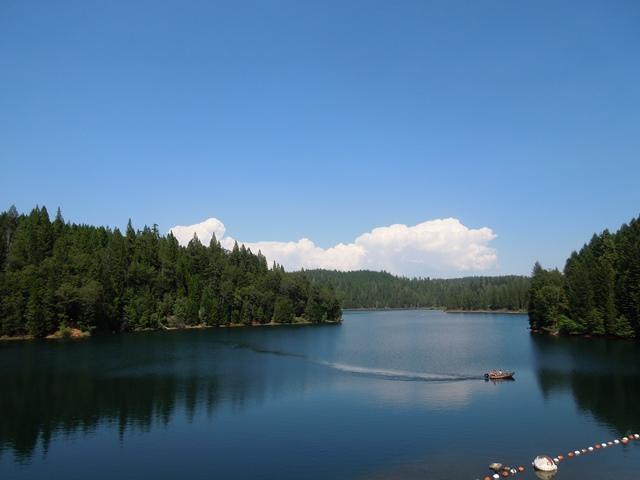Peachy Hiker Sugar Pine Reservoir Hikes Fishing