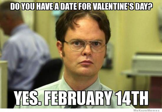 Happy Valentines Day Memes 2018 Funny Valentines Day Memes Anti