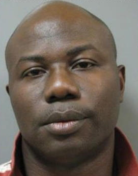 Oyekanmi's Arrest Mugshot